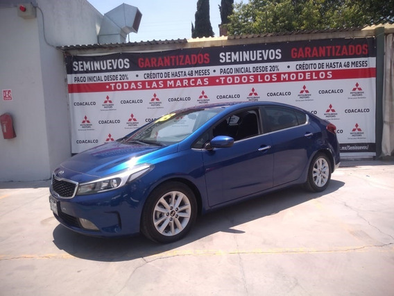 Kia Forte Lx Sedan Mt 2018