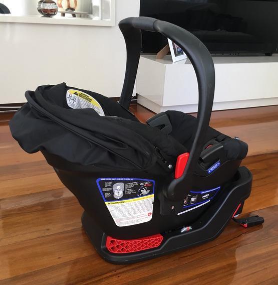 Bebê Conforto Britax B-safe 35 Com Base Isofix Cadeirinha