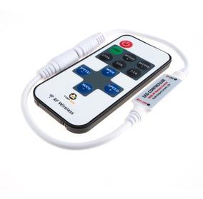 Dimmer Digital Slim Con Estrobo Control Rf Para Tira Led @tl
