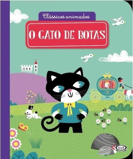 Clássicos Animados O Gato De Botas