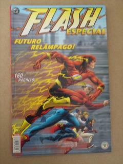 Hq Flash Especial Futuro Relampago - Formato Americano