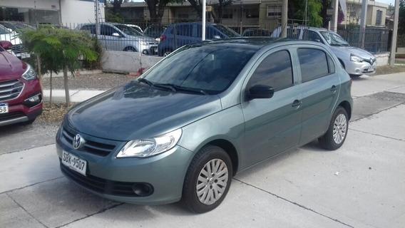 Volkswagen Gol 1.6 Con Aire Y Dirección 2011 1 Dueño!!!