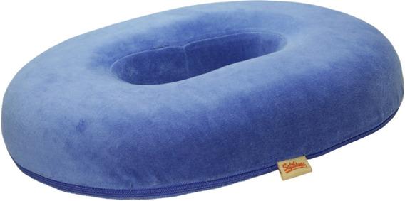 Dona Ortopédica De Memory Foam Azul Rey Promoción.