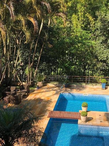 Casa Com 4 Suites À Venda, 700 M² Por R$ - Nova Higienópolis - Jandira/sp - Ca0780