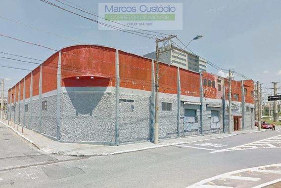 Galpão, Cerâmica, São Caetano Do Sul - R$ 6.3 Mi, Cod: 685 - V685