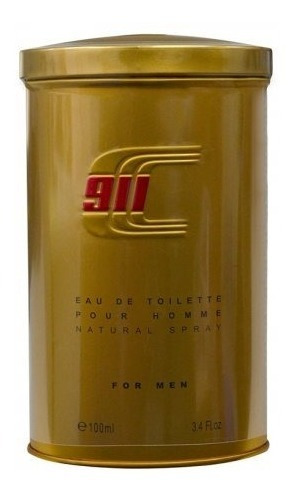 Perfume Carrera C911 Gold Edt M 100ml