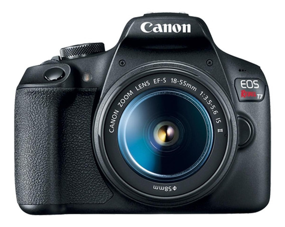 Camera Canon Rebel T7 18-55mm Com Nf