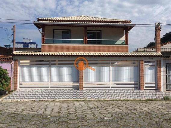 Casa De Condomínio Com 2 Dorms, Canto Do Forte, Praia Grande - R$ 220 Mil, Cod: 437 - V437