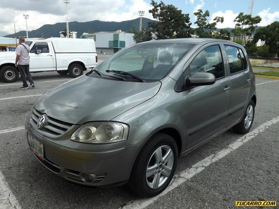 Volkswagen Fox .