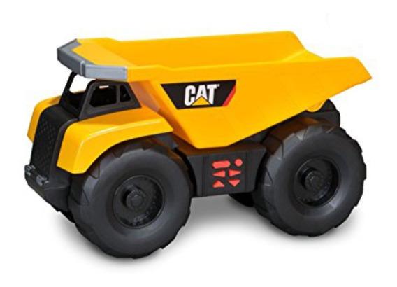 Cat Maquinas Grandes Vehiculos Luz Sonido Motorizado Intek