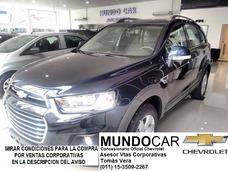 Chevrolet Captiva Ls/lt/ltz 2.2/2.4 Linea Nueva 0km 2017