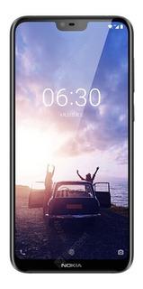 Nokia X6 4g Android One 8.1 Baixou Importado- Frete Grátis
