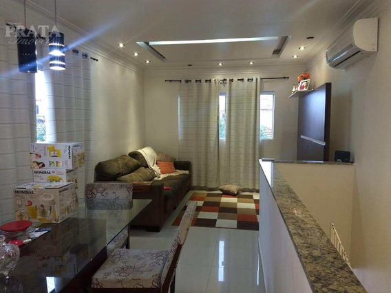 Vila São Jorge Sv Sobrado Mobiliado 03 Dorms,1 Suíte, Área,1 Vg - V398096