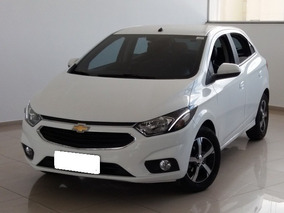 Chevrolet Onix 1.4 Ltz Branco 8v Flex 4p Manual 2017