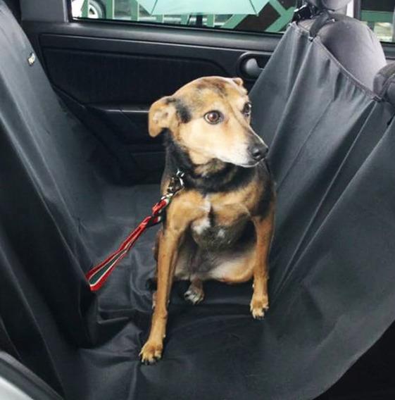 Capa Protetora Banco Carro Pet Gato Cachorro Protege Estofad