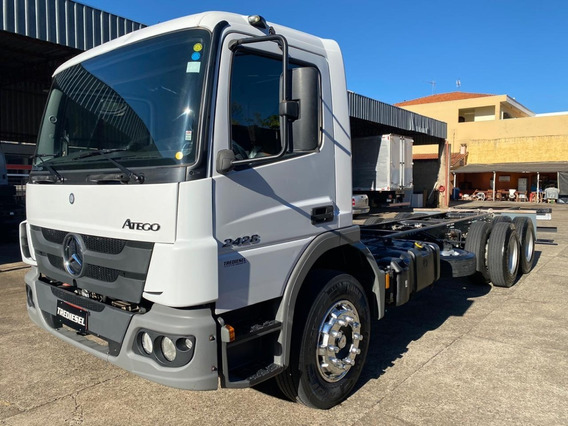 Mb Atego 2426 2019 Chassi