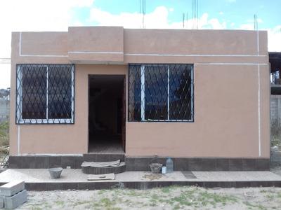 Casa De Arriendo En Marianitas De Calderón Por Millenium