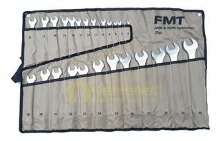 Juego Set Kit Llaves Combinadas Milimétricas 6 A 32 Mm Cr-v