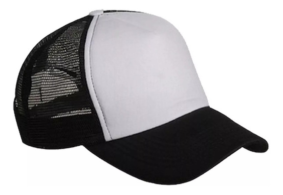 Gorra Para Sublimar Sublimación Trucker Trailero 50 Piezas