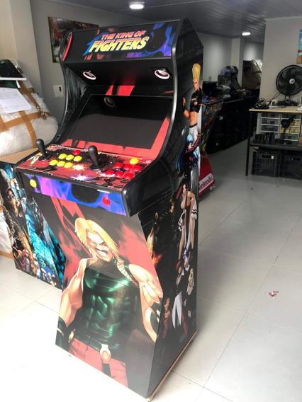 Fliperama Bartop Tela 22 + Base + 15000 Jogos Mr.fliperamas