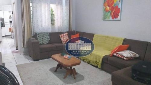 Imagem 1 de 4 de Casa Com 2 Dormitórios À Venda, 160 M² Por R$ 280.000,00 - Jardim Universo - Araçatuba/sp - Ca1501