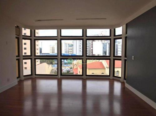 Sala Comercial De 32 M² - Centro - Florianópolis/sc - Sa0847