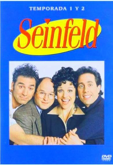 Seinfeld / Temporada 1 Y 2 / Dvd /jerry Seinfeld