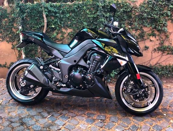 Kawasaki Z1000 Z 1000 Rodada En 2015