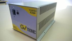 Inversor De Corrente 24/110volts - 360w - Gvtronic