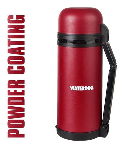 Termo Waterdog Acero Inox 1500 Cc Red Ta1500ccred