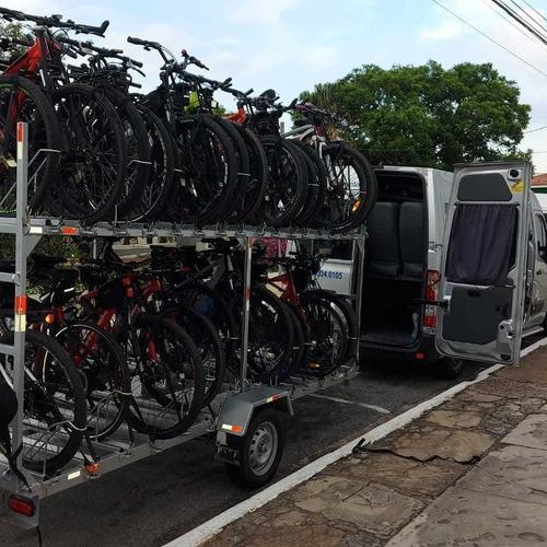 Locação De Vans E Transporte De Bicicletas.