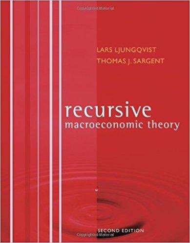 Recursive Macroeconomic Theory 2a. Ed.