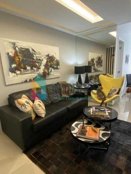 Apartamento 2 Quartos No Leblon, Porteira Fechada! - Boap20870