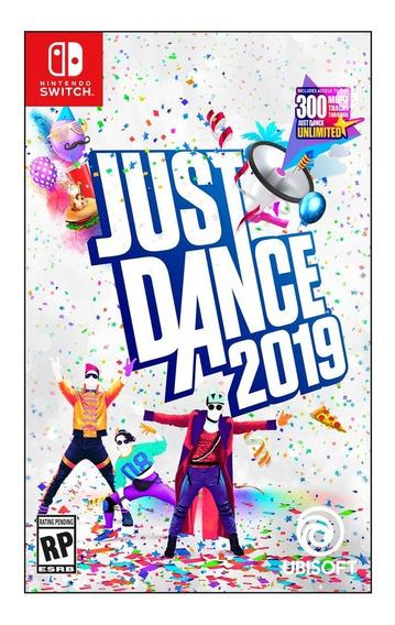 Videojuego Nintendo Switch Just Dance 2019
