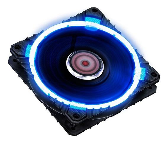 Fan Cooler Calafrio 120mm Com Led Azul Pcyes Fcal120ldvm