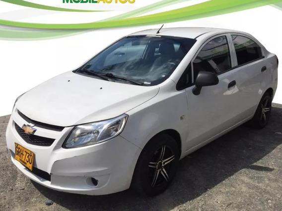 Chevrolet Sail Ls 1.4 2016