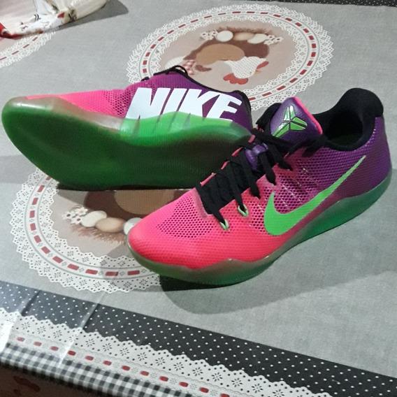 Tenis Nike Kobe 11 (mambacurial) - 43br