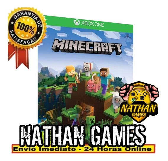 Minecraft - Xbox One - Mídia Digital + 1 Brinde