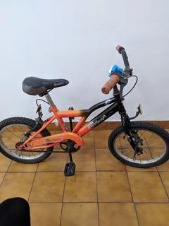 Bicicleta Python Rodado 15