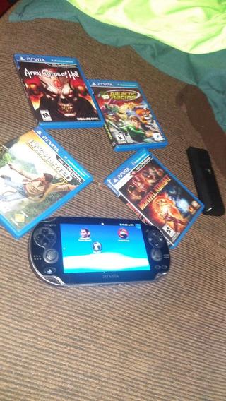 Ps Vita Game Portátil