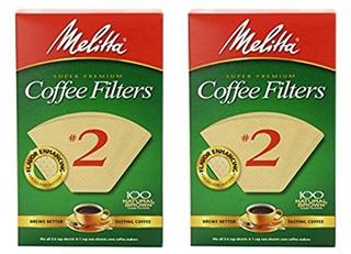 Filtro De Cafe Melitta Cono