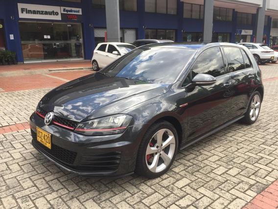 Volkswagen Golf Gli Performance 2.0 2016