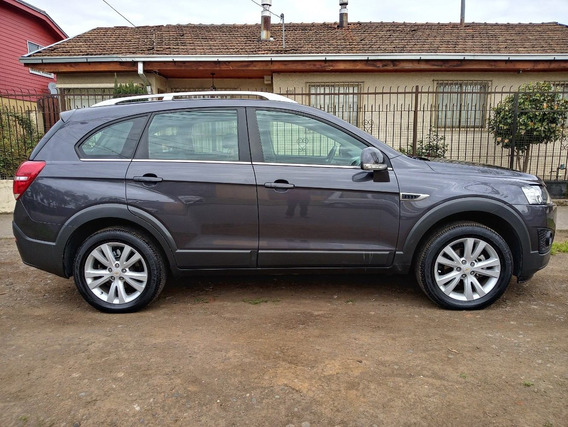 Chevrolet Captiva 2.4 Lt Full Awd Auto 2016