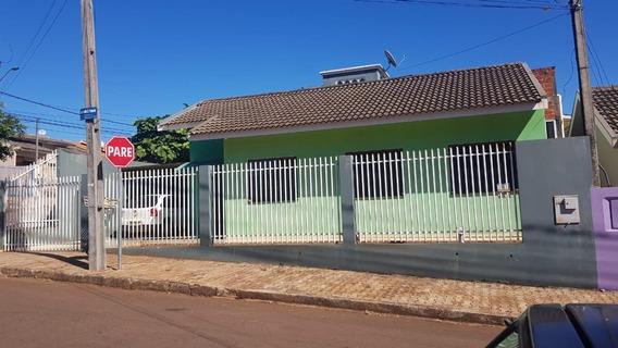 Casa Em Santa Felicidade, Cascavel/pr De 80m² 3 Quartos À Venda Por R$ 220.000,00 - Ca535461
