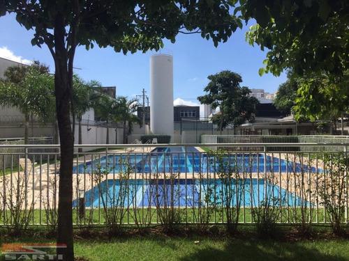 Apartamento No Bairro Da Vila Guilherme, Garden !  - St14371