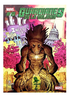 Guardianes De La Galaxia #8 - Ed. Ovni Press - Bendis