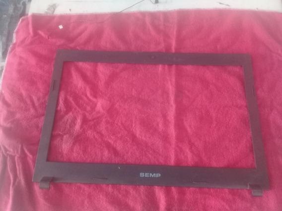 Carcaça Notebook Semp Toshiba 1403 Grade Da Tela De14
