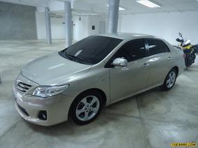 Toyota Corolla Gli Blindado Nivel Iii
