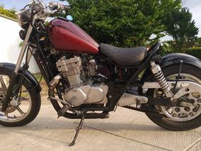 Kawasaki Vulcan 500 Bobber