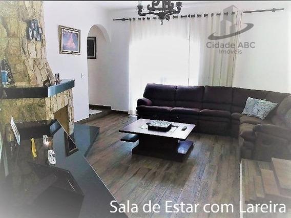 Sobrado Residencial À Venda, Parque Bandeirante, Santo André. - So0232